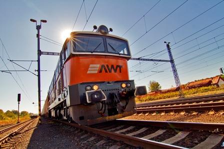 Rail transport | AWT | Komplexe Transport- und
